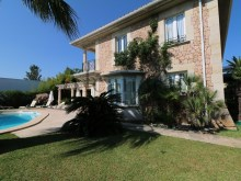 Villa on the beach of Puerto Pollensa terrace and garden and pool_18%18/19