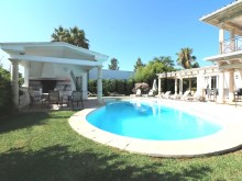 Villa on the beach of Puerto Pollensa terrace and garden and pool_16%16/19