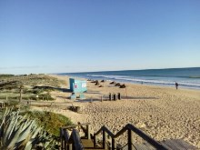 Beach near Vale Formoso, Almancil, Algarve%50/55
