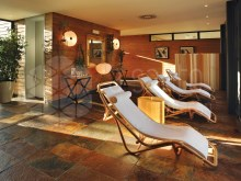 Finisterra Spa relaxation area%9/9
