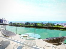 S Miguel Residence interior balcony view 3D photo%3/10
