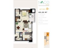 Apartment › Santo Domingo  | 2 Bedrooms