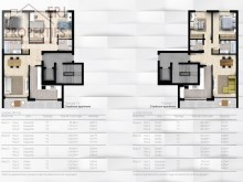 Apartment Floor Plans%4/8