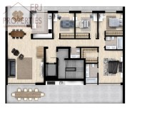 4 Bedroom Apartment%8/8
