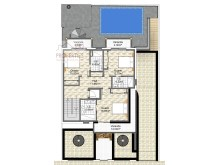 1st Floor - Plan 3D%8/9