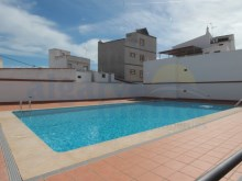THREE BEDROOM APARTMENT WITH LARGE VERANDAS IN THE CENTRE OF THE TOWN OF VILA 