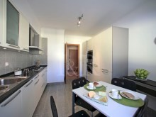 Kitchen  2 bedrooms apartment with terrace in private condominium%3/5