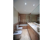 bathroom 4 bedroom duplex apartment with terrace in private condominium%6/6