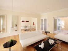 Living room 4 bedroom villa in private condominium in Bicesse%2/7