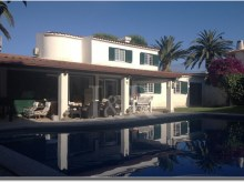 Swimming pool Excellent 5 bedroom villa in Bicuda, Cascais%1/10