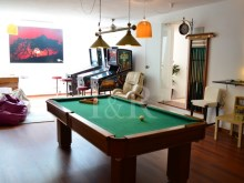 games room 7 bedroom villa in Ericeira with garden and swimmingpool%10/17