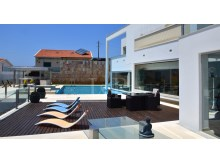 deck and pool  7 bedroom villa in Ericeira with garden and swimmingpool%14/17