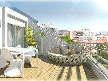 LUXURY 3 BEDROOM APARTMENT WITH BALCONY AND POOL NEAR THE FRENCH SCHOOL, LISBON%5/7