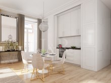 Ouro Grand living room kitchen%2/7