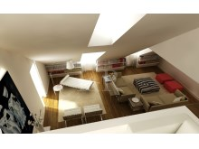 5 BEDROOM DUPLEX APARTMENT, LISBON, CAMPO DE SANTANA, WITH PARKING%1/2