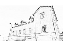 4-FLOOR BUILDING TO RENOVATE IN SINTRA FOR SALE%1/1