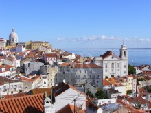 2 BEDROOM APARTMENT IN CHIADO - LISBON - WITH A TERRACE %1/1