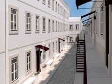 DUPLEX 2 BEDROOM APARTMENT IN PENHA DE FRANÇA, LISBON%1/10