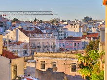 1 BEDROOM APARTMENT TOTALLY REFURBISHED IN GRAÇA, LISBON%10/10