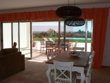 Detached house with swimming pool in Quelfes-room with a view%5/12
