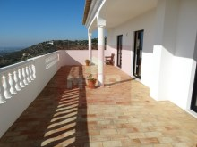 House 3 bedrooms detached villa with pool and sea view, in Estoi-terrace%12/21