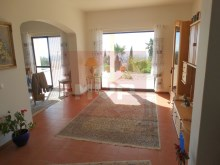 House 3 bedrooms detached villa with pool and sea view, in Estoi-%18/21