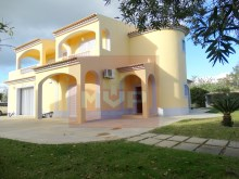 House 4 bedrooms detached villa with garage, land and sea, in Moncarapacho-exterior%4/32