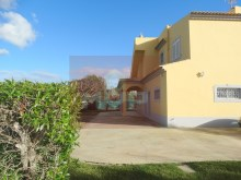 House 4 bedrooms detached villa with garage, land and sea, in Moncarapacho-exterior%5/33