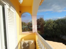 House 4 bedrooms detached villa with garage, land and sea, in Moncarapacho-balcony%16/33