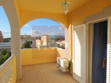 House 4 bedrooms detached villa with garage, land and sea, in Moncarapacho-terrace%23/33