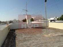 House with yard and garage in Olhao-roof terrace%13/14