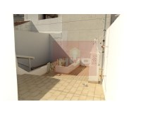 Detached single storey with roof terrace in the Centre of Olhao-roof terrace%14/20