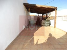 Villa with patio and sea view in Pechão-backyard with barbecue%19/21