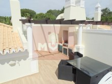 Apartment T2 duplex, with sea view in Vale do Lobo-terrace with barbecue%2/16
