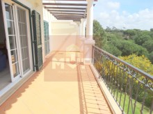 Apartment T2 duplex, with sea view in Vale do Lobo-terrace%3/16
