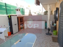 Apartment with sea view in Olhao-kitchen terrace%21/22