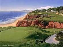 Vale do Lobo Golf Course%12/21