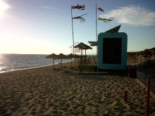 Beach near Quinta Lago -  by Terracottage%72/72