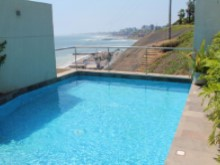 Exclusive apartment with view and exit to park for sale private - San Isidro | 3 Bedrooms | 3WC
