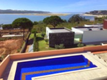 Villa in Foz do Arelho - ocean and lagoon viwes 2%16/18
