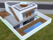 3D House in Baleal%5/8