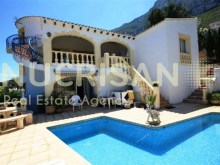 Impressive villa in DENIA with seaview Alicante Costa Blanca  | 4 Bedrooms | 3WC