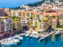Port of Fontvieille%1/7