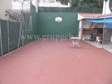 Terrasse + Grill arbeiten Cover + Court Basketball / Handball%33/40
