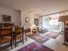 3 Bedroom apartment in Cascais center%3/8