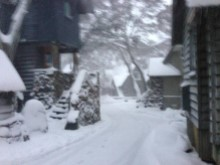 Heritage Lane during winter%7/10