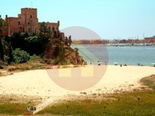 The beach plot of land-sale-Ferragudo, Lagoa, Algarve%1/4
