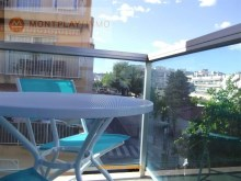 Apartment overlooking the sea for rent in Calafell%10/17