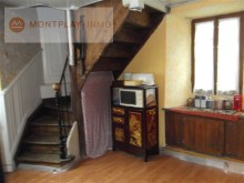 Semi renovated for sale in the French Pyrenees House%2/5