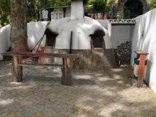 Traditional wood fired bread oven, Caldas de Monchique%35/36